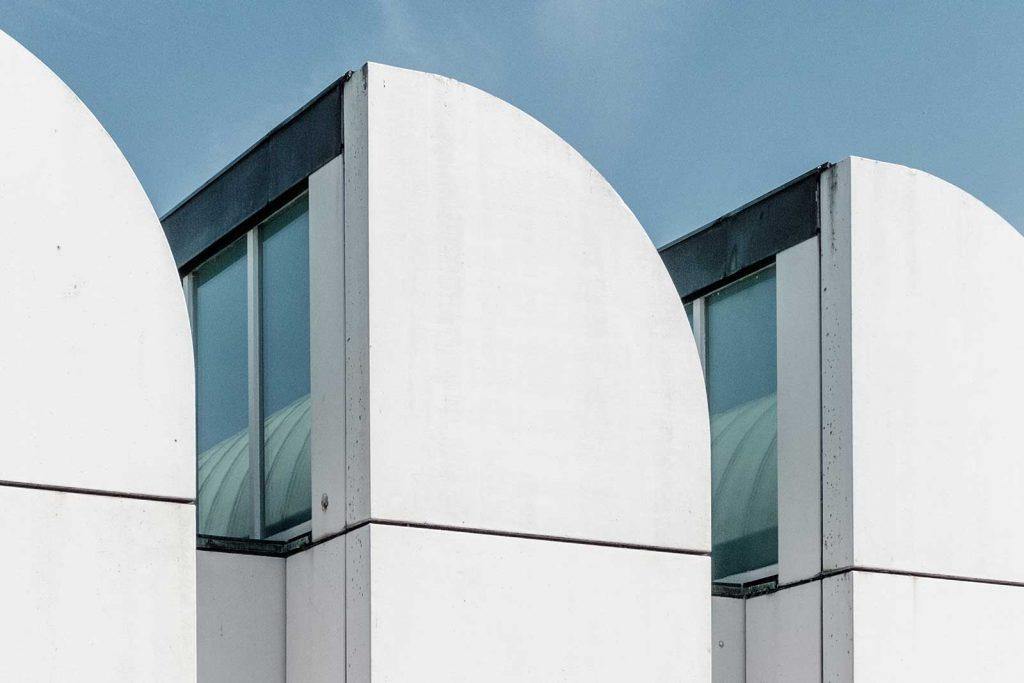 Modern rooftops