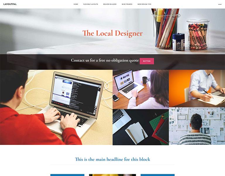 The Local Designer